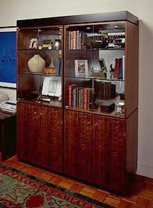 Office Display Cabinet Plans