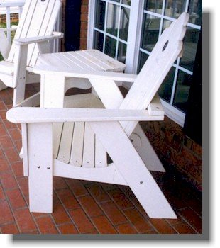 ubuild adirondack chair