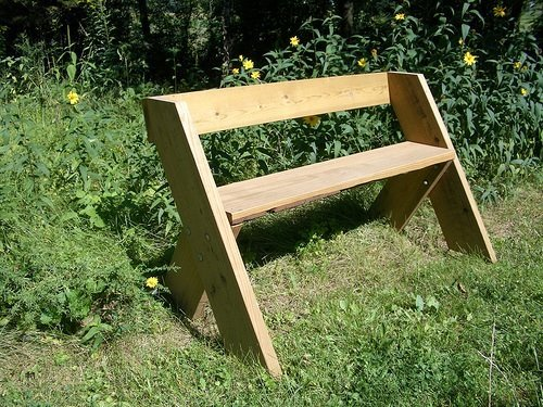 Aldo Leopold Bench Plans - Woodwork City Free Woodworking ...