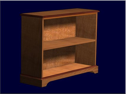 woodworking bookcase plans free | Quick Woodworking Projects
