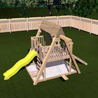Children's Play Structure