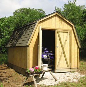 Free Plans – Shed Plans Gable Style