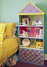 Dollhouse Shelf Plans