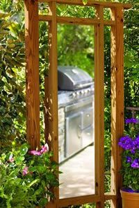 Outdoor Privacy Screen Plans