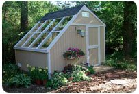 Free shed plans - solar