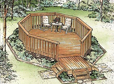Deck Plans – Island Style
