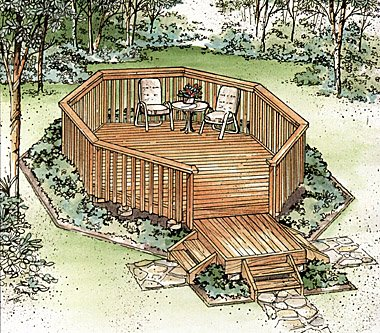 How to Build a Deck, Part 1: Design a Deck and Build Deck Plans