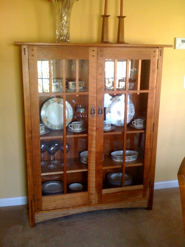 bookcases craftsman home built doors in bookcase pertaining furniture mission to style with bedroom glass your for shelves