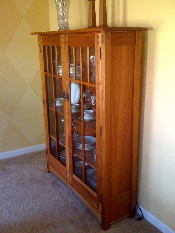 Mission Style Bookcase Plans Woodwork City Free Woodworking Plans