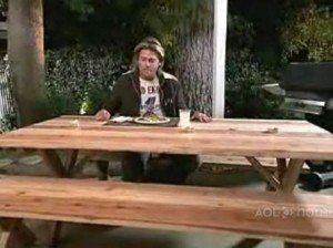 Build a picnic table with Eric Stromer