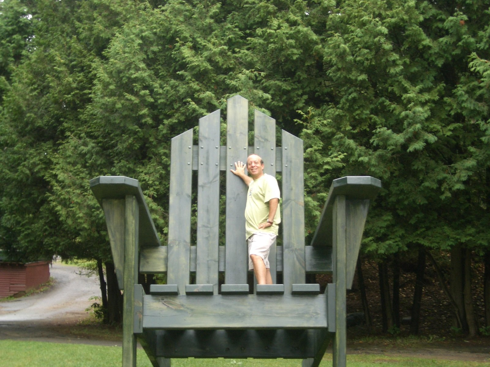 12 foot adirondack chair woodwork city free woodworking for Adirondack lake house plans