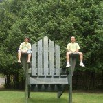 Brant Lake Camp Adirondack Chair