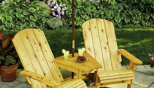 Double Adirondack Chair – Settee Plans