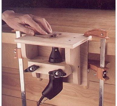 Mini router table woodwork city free woodworking plans for How to make a router table stand