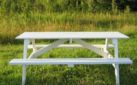 Super Simple Picnic Table Plans