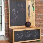 Toy Box Plans Chalkboard
