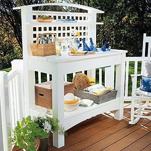 Free potting bench plans