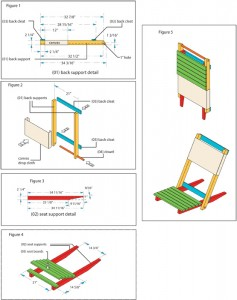 Beach chair plans