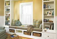 Free Built In Book Nook Window Seat Plans