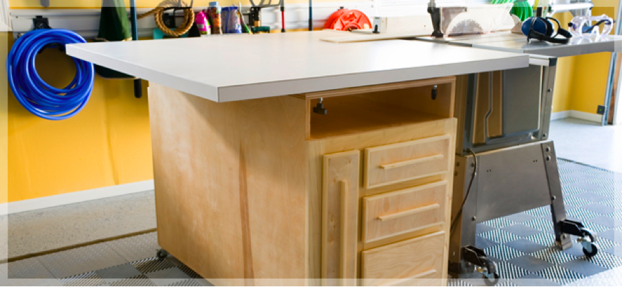 Free Table Saw Storage Table Plans