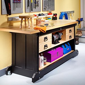 Free Workbench Plans from Workbench Magazine