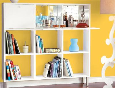 Free Bar Bookcase Plans
