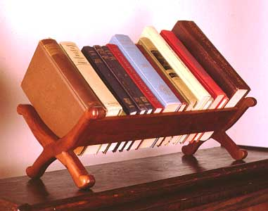 Free Book Caddy Plans
