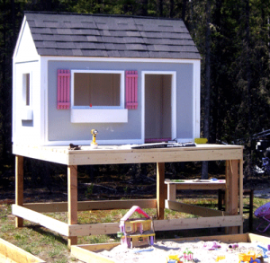 Free Playhouse Plans
