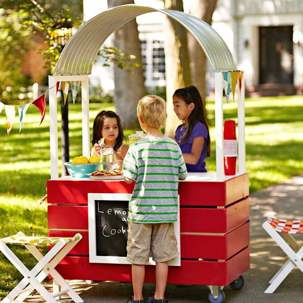free lemonade stand plans woodwork city free woodworking
