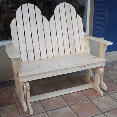 Adirondack Glider Plans Woodwork City Free Woodworking Plans