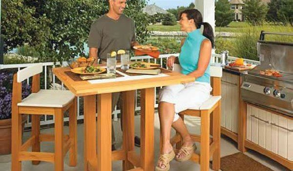 Free Cafe Table Plans