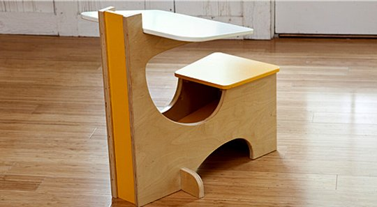 Stylish Child's school desk plans