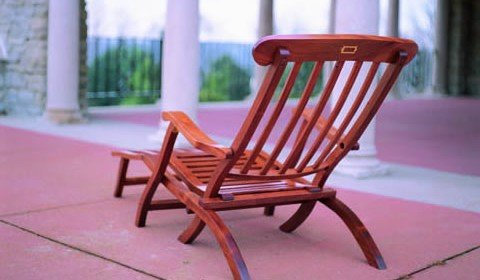 Free Deck Chair Plans – Titanic Style