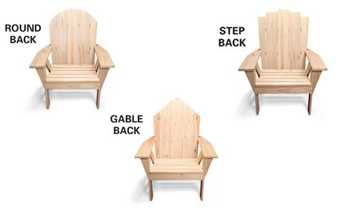 free upright adirondack chair plans woodwork city free woodworking