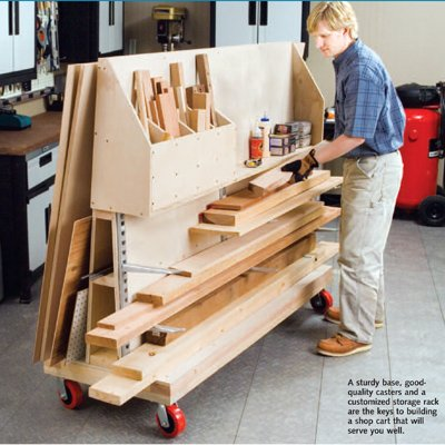 Amazing Free Workshop Cart Plans Woodwork City Free