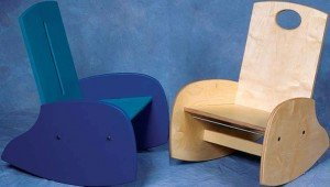 Free Childs Rocker Plans