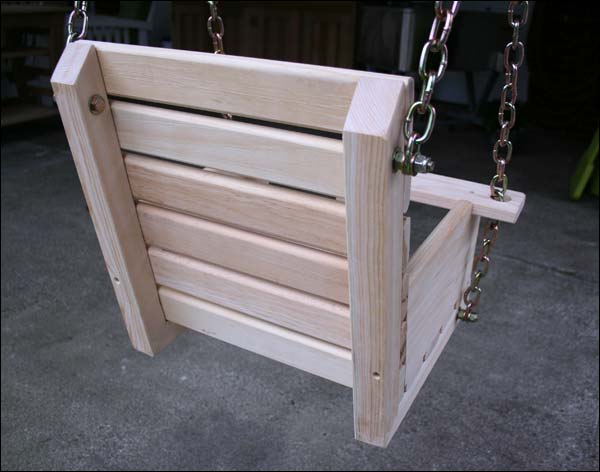 Child S Swing Plans High Low Swing Woodwork City Free