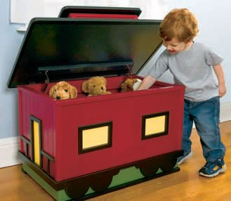 PDF DIY Train Toy Box Design Download toy box shelf plans | woodideas