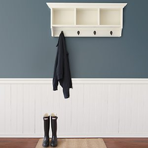 Free coat rack entry cabinet plans