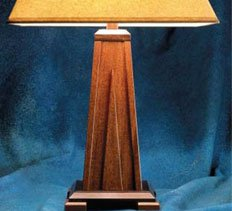 Missionstyle Table Lamp Plans