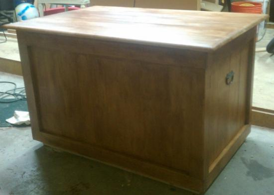 Storage Chest Plans – Simple and Inexpensive