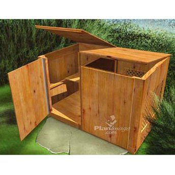 free compost bin plans woodwork city free woodworking plans. Black Bedroom Furniture Sets. Home Design Ideas