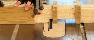 daybed leg joinery cuts