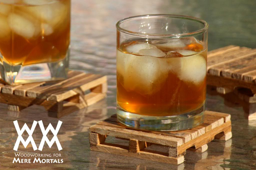 ... , and Nifty Pallet Coasters - Woodwork City Free Woodworking Plans