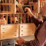 Woodworking tool cabinet plans