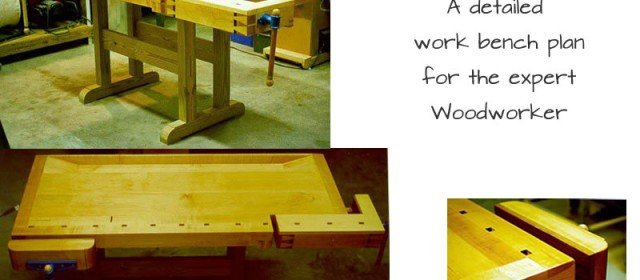 Expert Workbench Plans