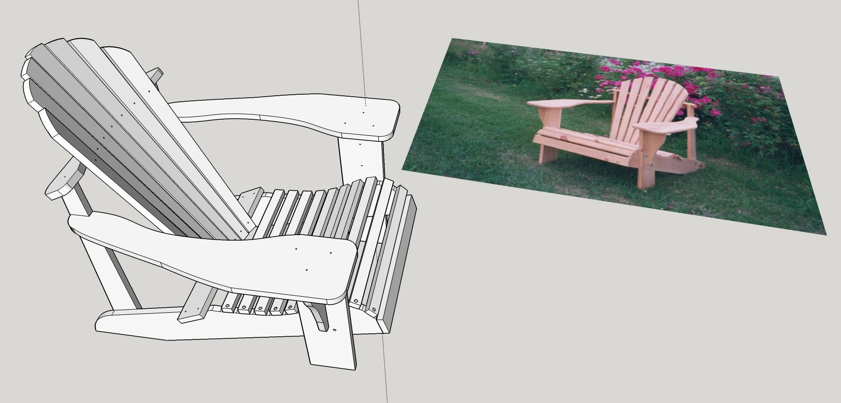 Make Woodworking Plans with Sketchup - Woodwork City Free ...