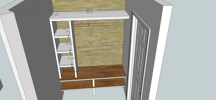 Make Woodworking Plans with Sketchup
