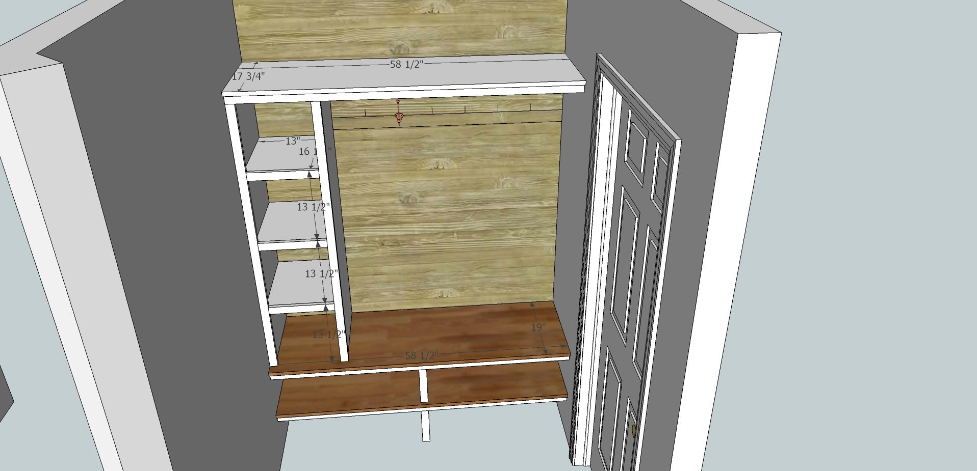 Make Woodworking Plans With Sketchup Woodwork City Free