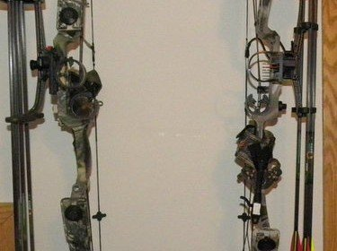 Free Bow Rack Plans